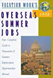 Overseas Summer Jobs 1998, , 1854581945