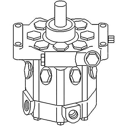 Starter Wiring Diagram Jd 2640