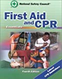 First Aid and CPR Essentials, Alton L. Thygerson, National Safety Council, 0763713244