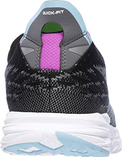 Running Vortex Chaussures homme de Run noir Skechers charbon Go Compétition xX6wqnRE