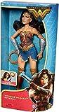Mattel DC Wonder Woman Battle-Ready Doll, 12