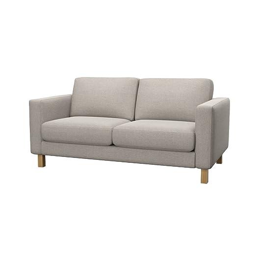 Soferia - IKEA KARLSTAD Funda para sofá de 2 plazas, Classic ...