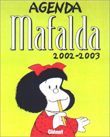Agenda Mafalda 2002-2003 (Bandes Dessin E): Amazon.es: Quino ...