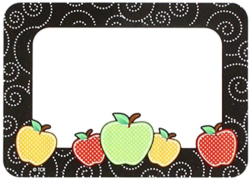 Teacher Created Resources Dotty Apples Name Tags/Labels