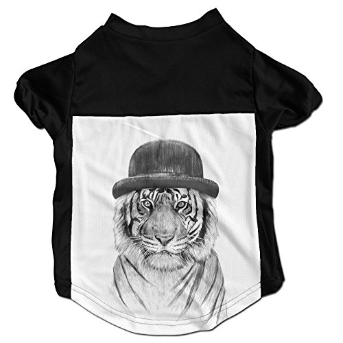 NEW Comfortable Tiger Dog Shirt ()