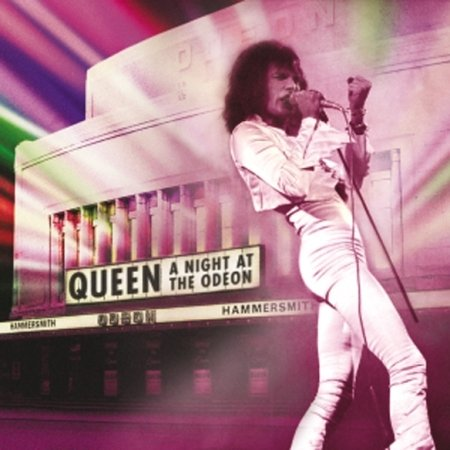 A NIGHT AT THE ODEON : HAMMERSMITH 1975 (Korea Edition)
