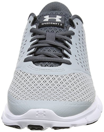 Under Armour Ua Micro G Speed Swift 2, Zapatillas de running Hombre Gris (Overcast Gray 941)