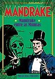 capa de Mandrake Entre as Múmias