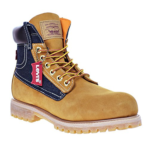 Levis Harrison Boots Wheat 516435 11b