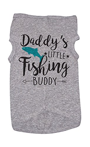 Fishing Shirt for Dogs/Daddy