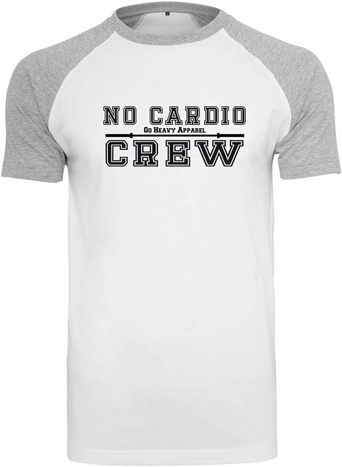 GO HEAVY Camiseta de Entrenamiento de béisbol para Hombre No ...