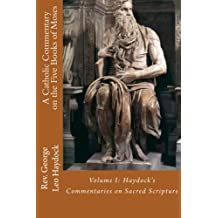 A Catholic Commentary on the Five Books of Moses