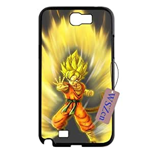 Anime Dragon Ball Z DIY Case for Samsung Galaxy Note2 N7100,Anime Dragon Ball Z custom case