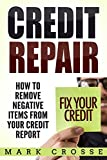 Credit Repair: How to Remove Negative Items from Your Credit Report