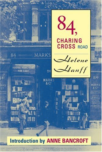 Book cover for 84, Charing Cross Road