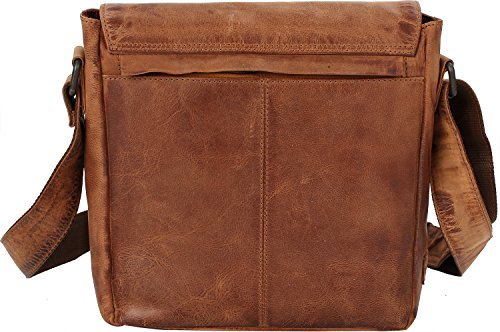 Bag Hamburg Cm Shoulder Leather 26 Portobello Brown Hamled wtU4dq8w