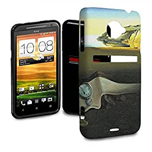 Phone Case For HTC EVO 4G LTE - Melting Clocks Salvador Dali Fine Art Hard Cover wangjiang maoyi