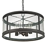 Capital Lighting 9568OB Four Light Outdoor