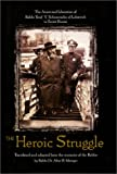 The Heroic Struggle, Yosef Yitzchak Schneersohn, 0826604390