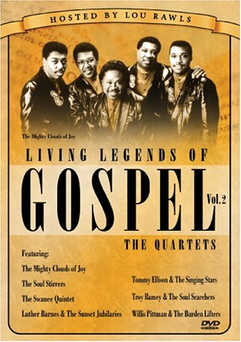 Price comparison product image Living Legends of Gospel, Vol. 2