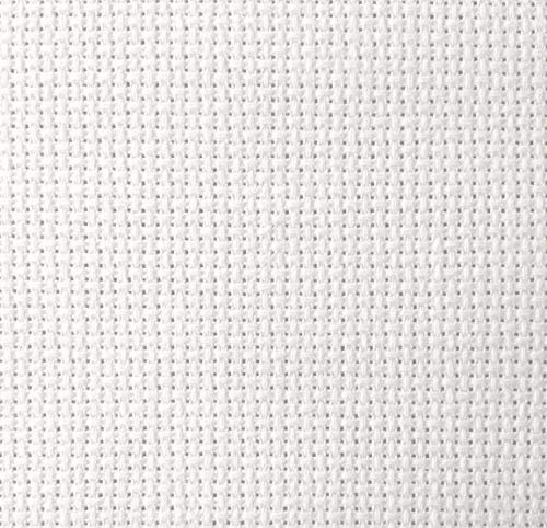 15 x 18 in. Choose Your Size 14 Count Antique White Aida Cloth