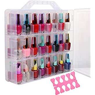 Organize Your Nail Polish | Organize Nail Polish | Organized Nail Polish Hacks | Nail Polish Organization | Nail Polish Organization Hacks | Nail Polish Organization Tips and Tricks