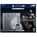 Electronics : PlayStation 4 Pro 1TB Limited Edition Console - God of War Bundle [Discontinued]