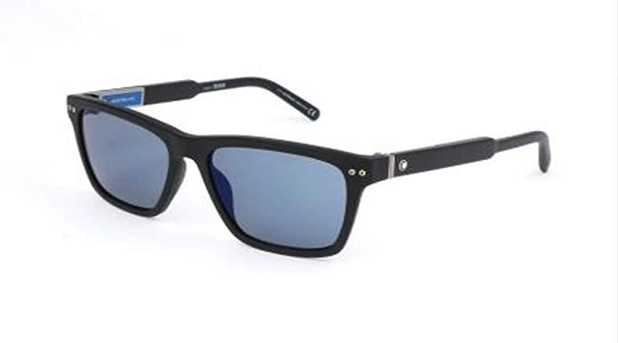 Amazon.com: Mont Blanc MB 694 S 02X - Gafas de sol, color ...
