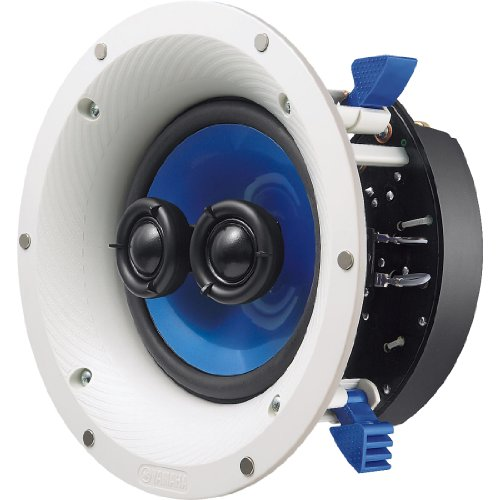 Yamaha NS ICS600 Speaker White Blue