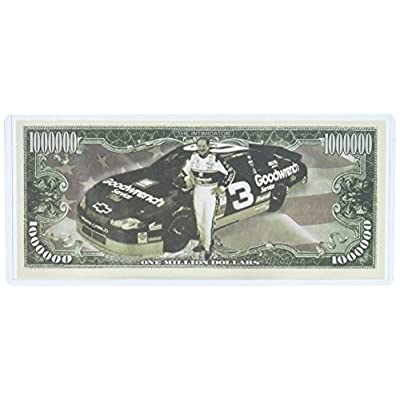 Dale Earnhardt Million Dollar Novelty Bill Collectible: Toys & Games