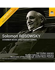 Rosowsky: Chamber Music & Yiddish Songs