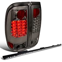 Ford F150 F250 F350 Sd Ld, Smoked Led Tail Lamps, 60 Inch Tailgate Light Strip