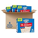 Pop-Tarts, Breakfast Toaster Pastries, Frosted