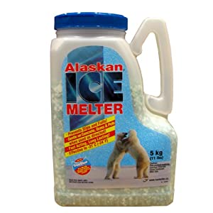 Alaskan 5403500 Premium Ice Melter Shaker Jug 5kg