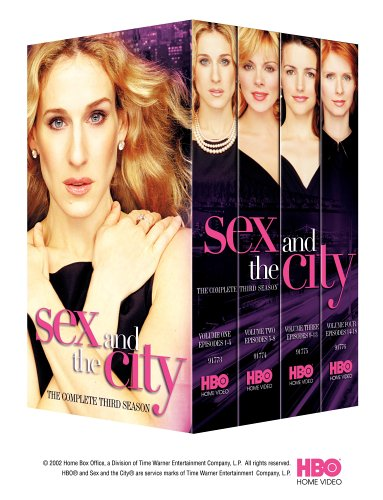 Sex and the city seasons pic 73