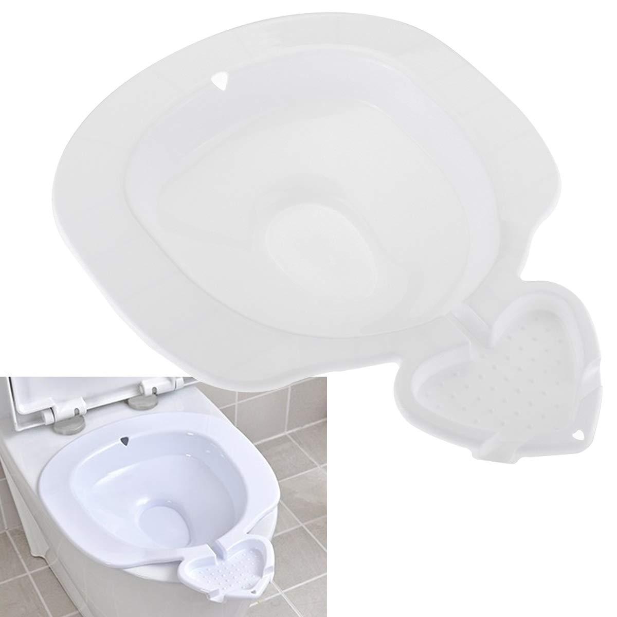 Portable Plastic Bidet,Sorrliva Portable Travel Toilet Bidet Personal Hygiene Camping Pregnant Elderly Safe Bath