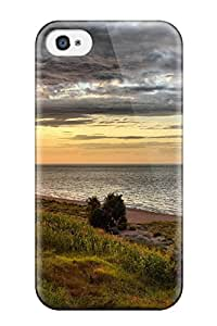 Amy Poteat Ritchie's Shop 2624447K87375540 New Sunset Protective Iphone 4/4s Classic Hardshell Case