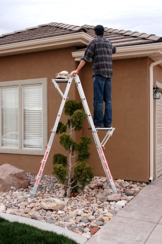 Little Giant Ladder Systems 10104 375 Pound Rated Work