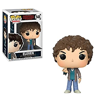 Funko Pop Television: Stranger Things - Eleven Collectible Vinyl Figure: Stranger Things: Toys & Games