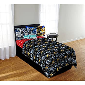 Amazon.com: Transformers Optimus Prime Twin Sheet Set Age of ...