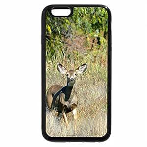 iPhone 6S / iPhone 6 Case (Black) Deer Group