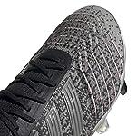 adidas-Predator-191-FG-Donna-Scarpe-da-Calcio-Core-Black-Silver-Metallic-Solid-Grey