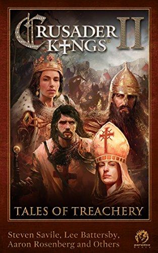 book cover of Crusader Kings II