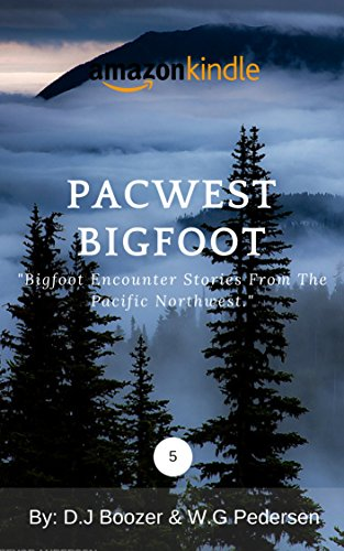 Pacwest Bigfoot (volume Book - D&g Canada