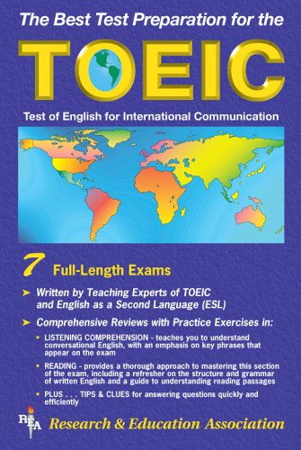 5 Best-Selling TOEIC Prep Books of All Time - BookAuthority