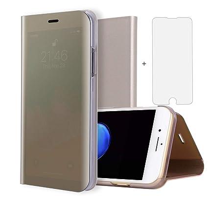 Amazon.com: Asuwish Funda para iPhone 7 Plus/8 Plus, a ...
