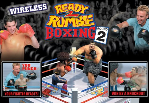 Wireless Ready 2 Rumble Boxing Round 2