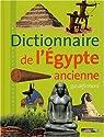 Dictionnaire de l'Égypte ancienne par Maruéjol