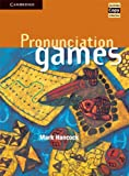 Pronunciation Games, Mark Hancock, 0521467357