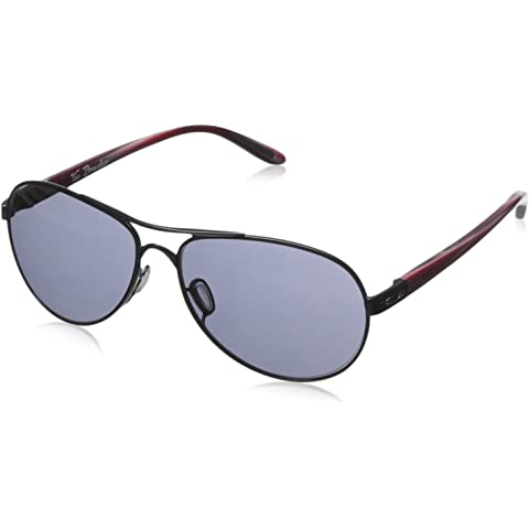 24a8e7084a5 Amazon.com  Oakley Women s Tie Breaker OO4108-02 Polarized Aviator ...